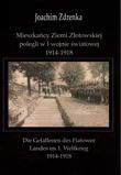 Joachim Zdrenka - Die Gefallenen des Flatower Landes im 1. Weltkrieg 1914-1918